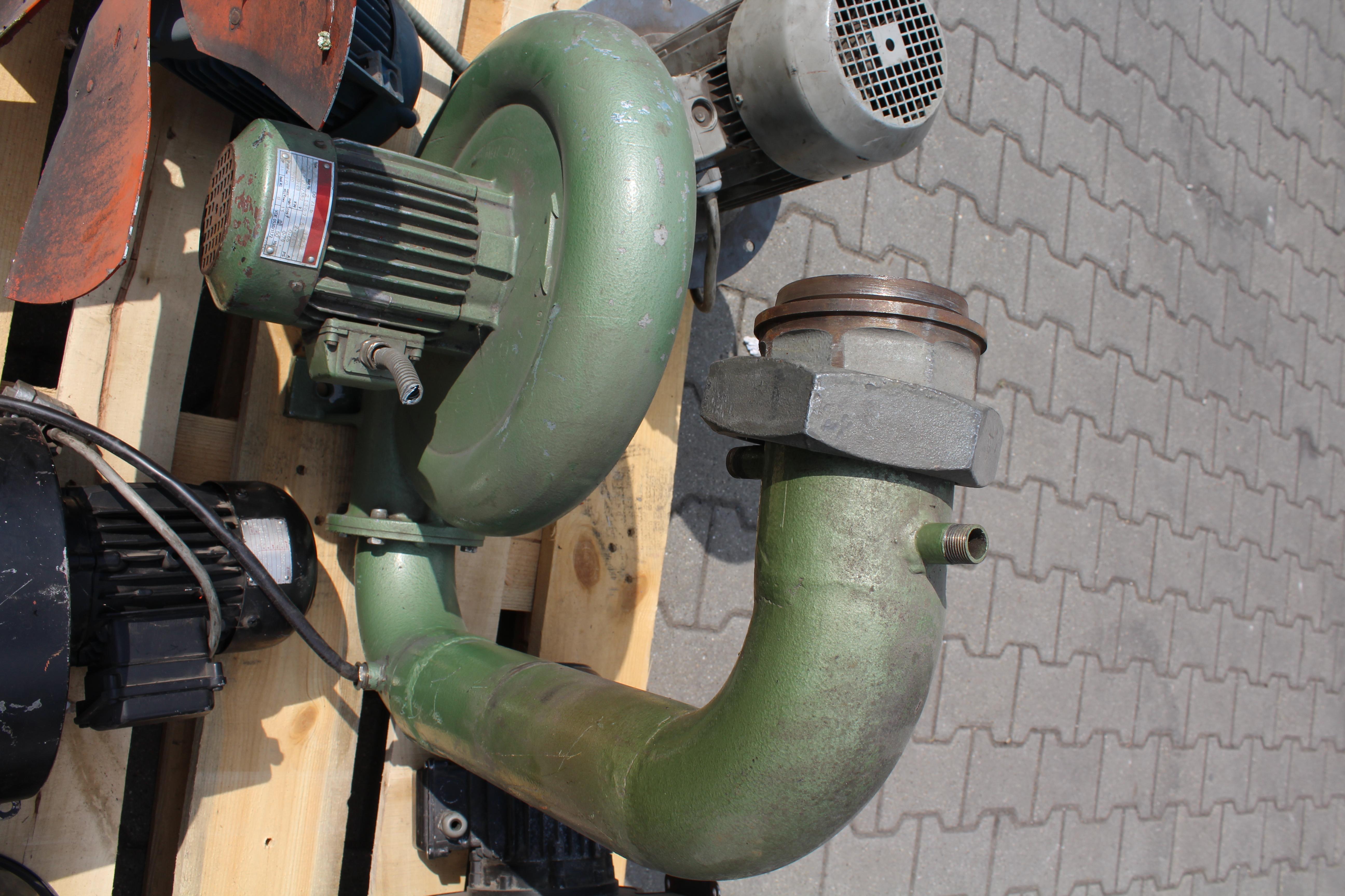 Villanymotorok, hajtóművek, ventilátorok
