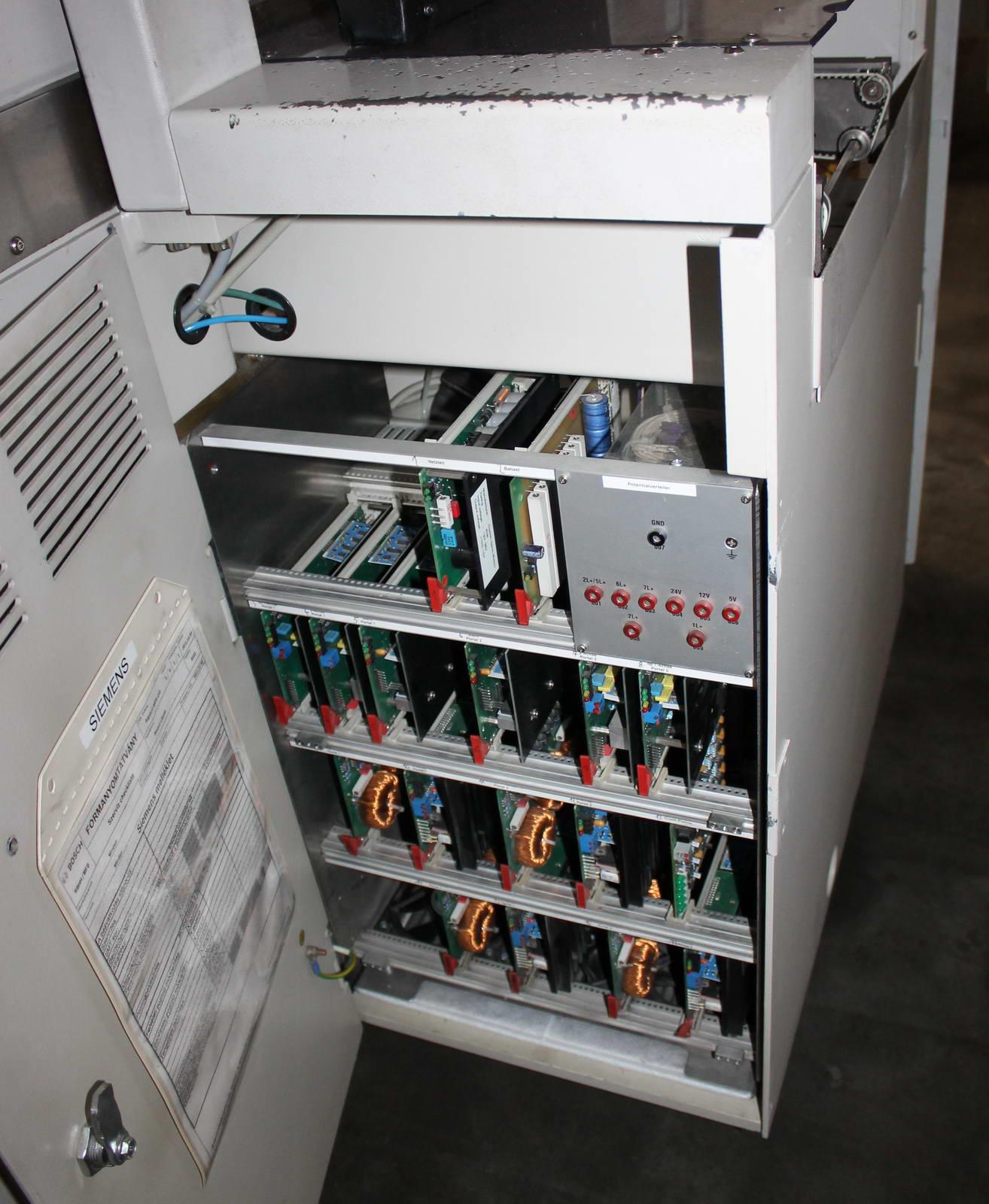Siemens automatic implanter