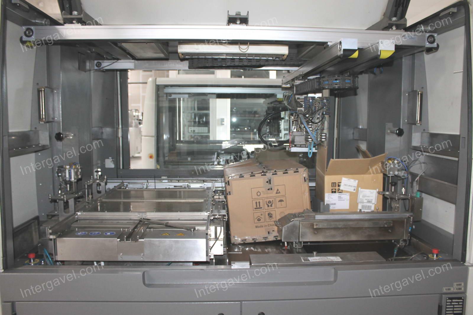 Vitronics Soltec 6748 / 2007 Szelektív forrasztó