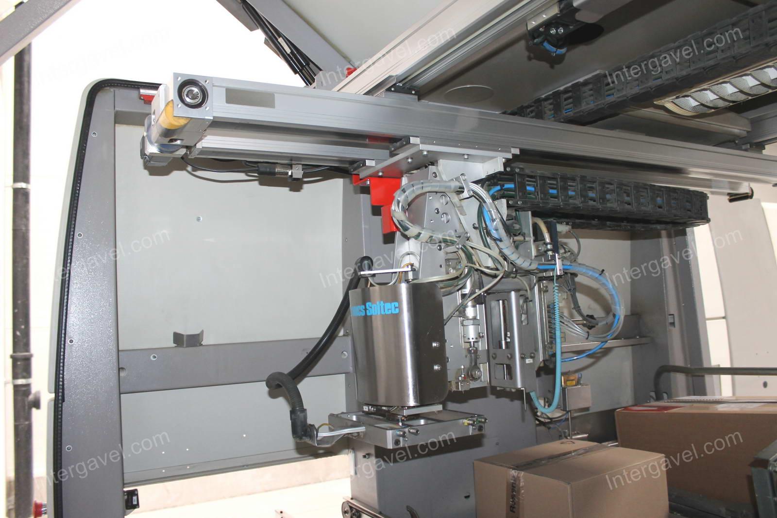Vitronics Soltec 6748 / 2011 Szelektív forrasztó