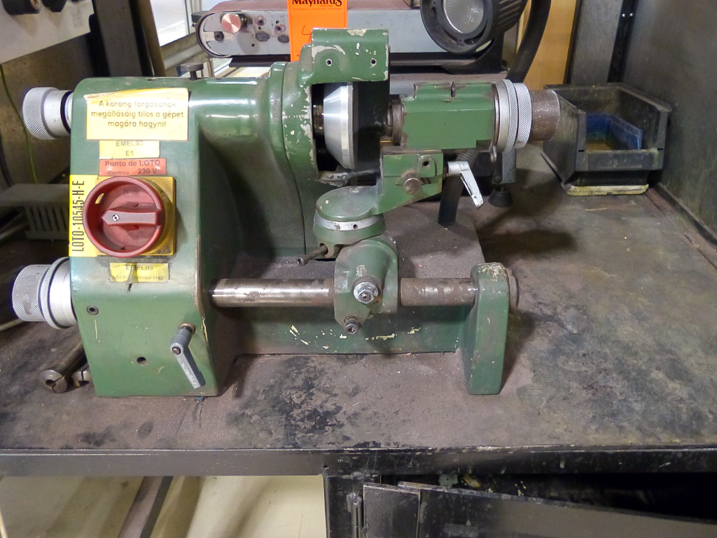 Table Lathe