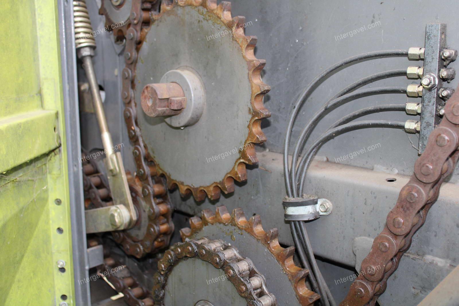Baler - cylindrical