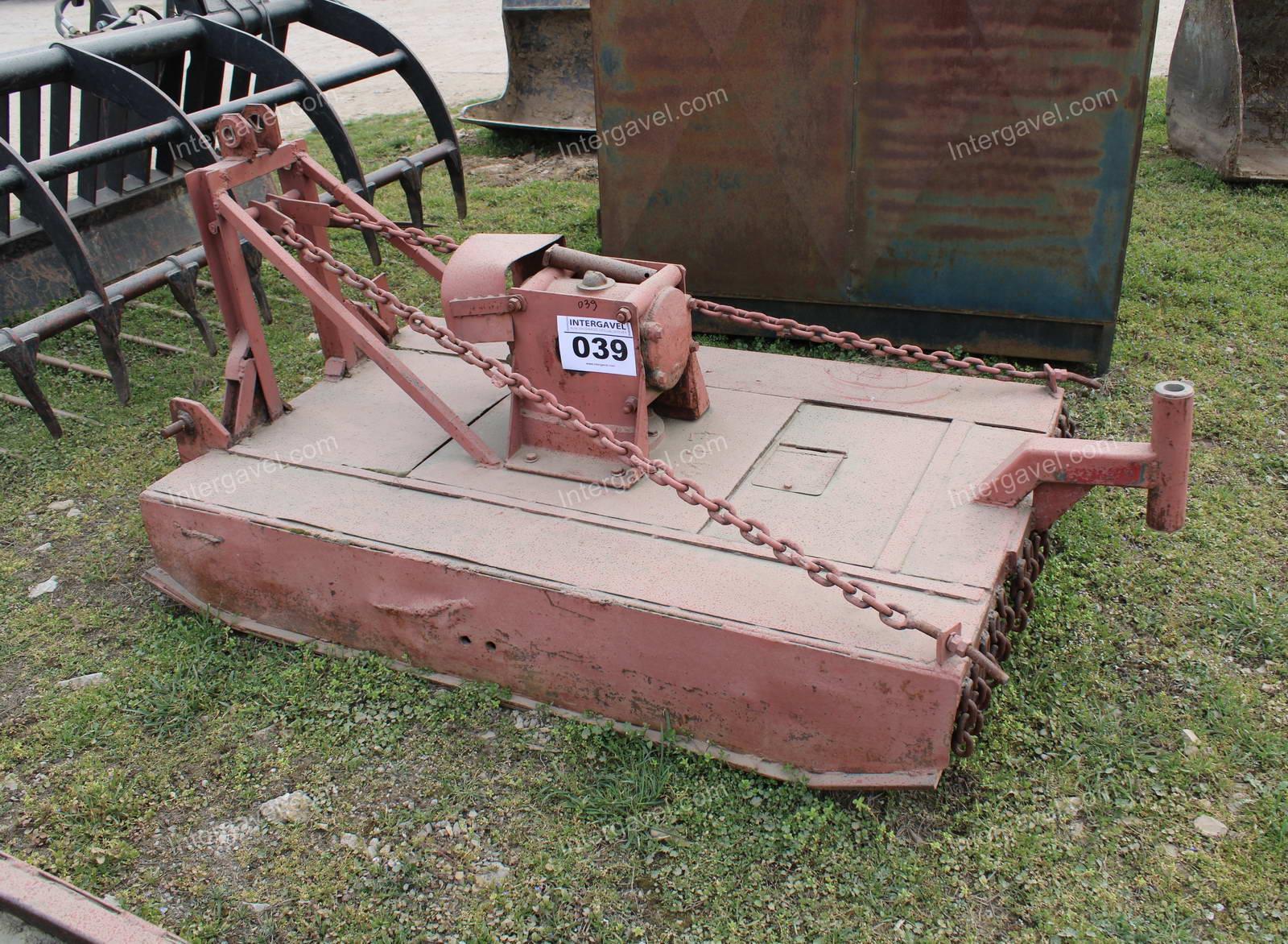 Pasture mower