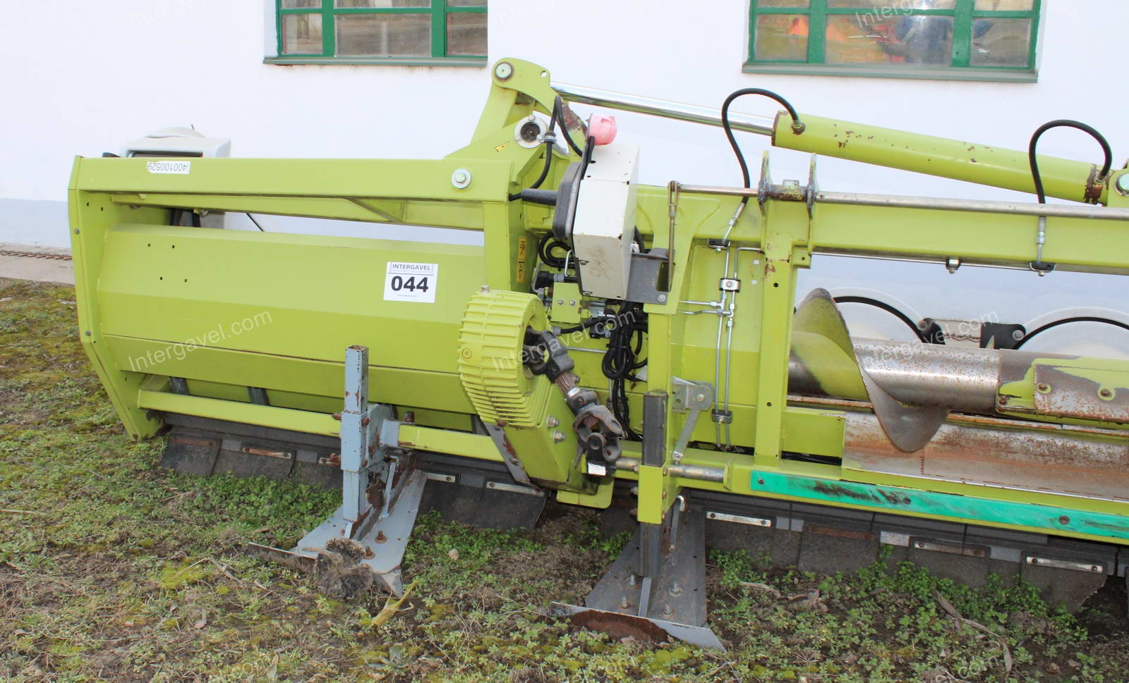 Cutting table - Claas, Conspeed 8-75 FC HR (907)