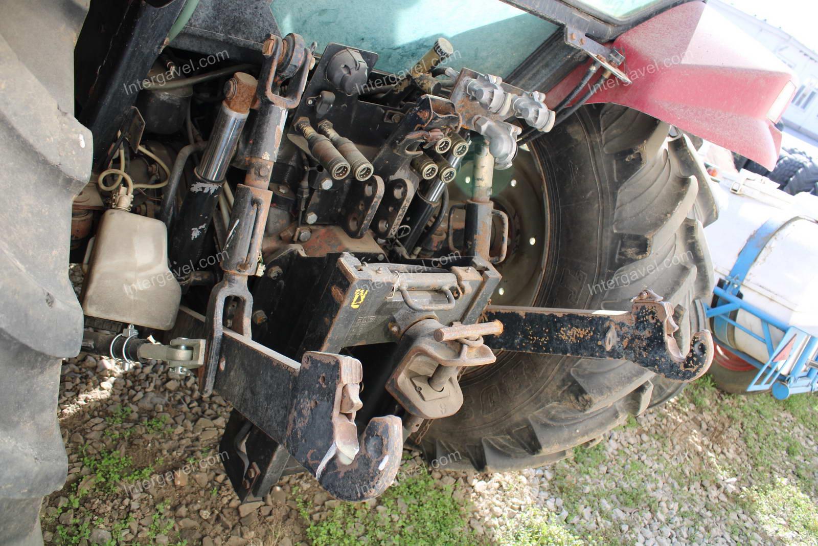 Tractor - Case IH, JX90U