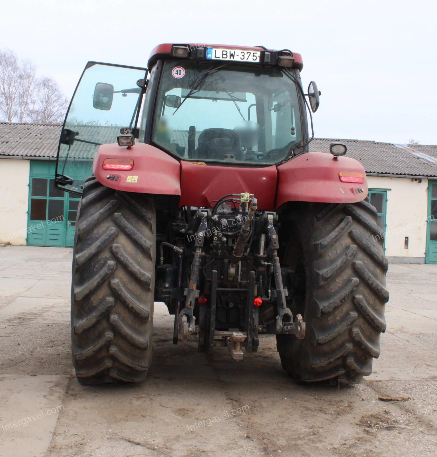 Tractor - Case IH, Magnum 310