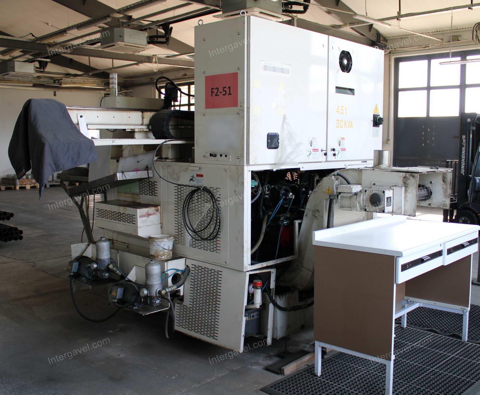 Lathe - Takamatsu XW-50